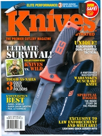 Knives Illustrated July 2011