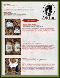 Ariston Sell Sheet