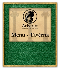 Ariston Menu E-blast 2013