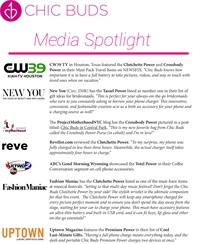 Media Spotlight April 2016