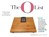 The O List - O Magazine