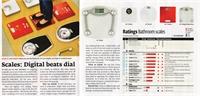 Consumer Reports Bathroom Scale Ratings