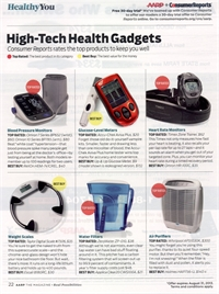 Consumer Reports Article
