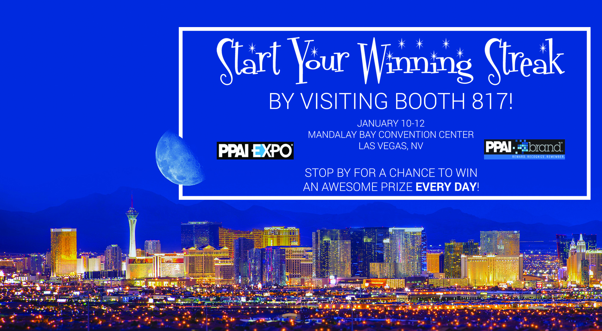 Join Top Brands at PPAI Expo