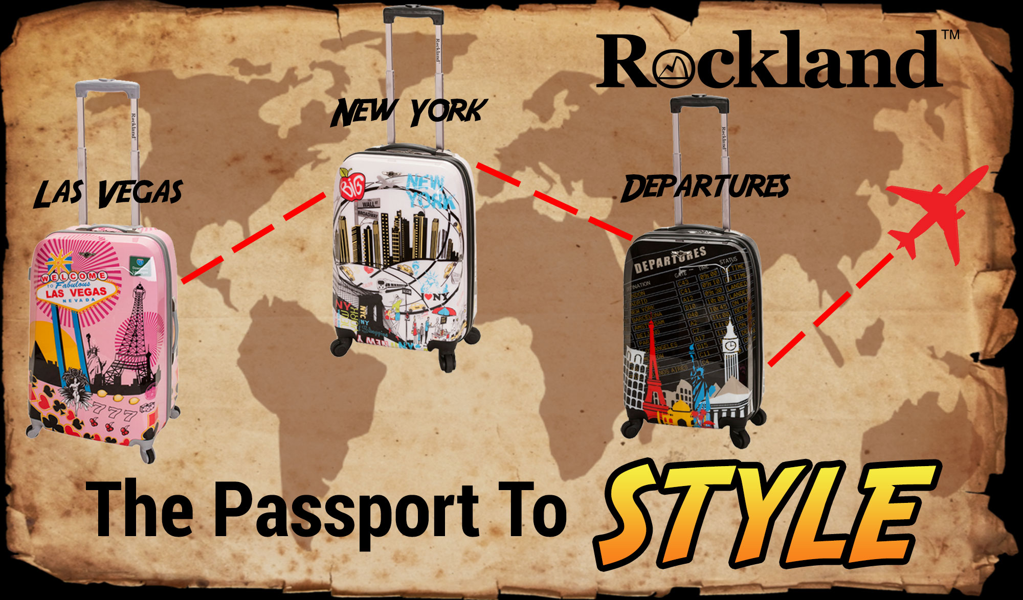 Rockland - The Passport to Style
