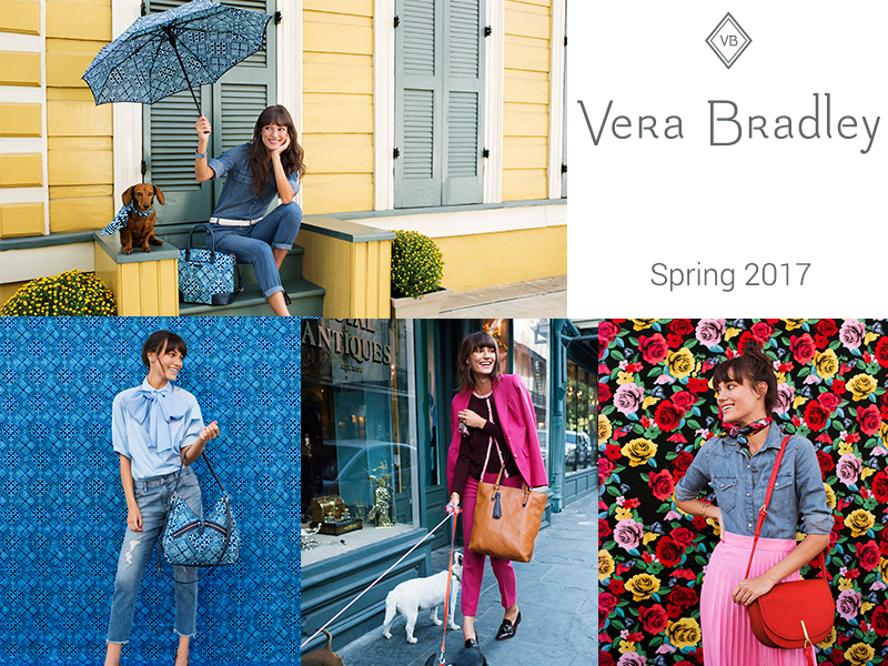 New Spring Arrivals from Vera Bradley