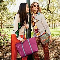 Introducing the Vera Bradley Experience by Top Brands